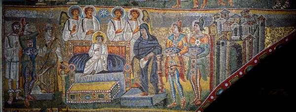 Adoration of the Magi (mosaic)