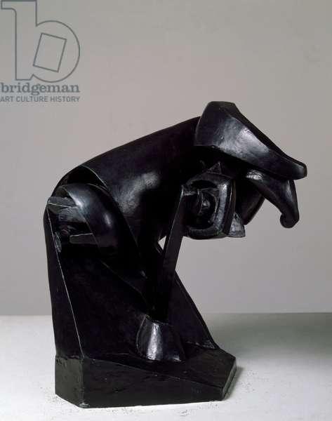 Horse, 1914 (Bronze sculpture)