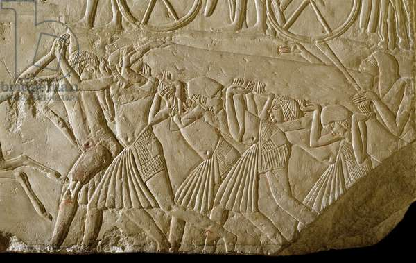 Relief from the Tomb of Horemheb (stone)
