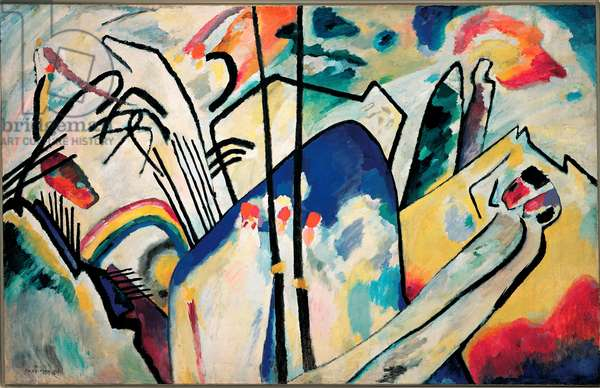 Composition IV. 1911 (painting)