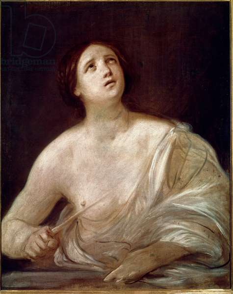 The suicide of Lucretia (painting, 1640-1642)