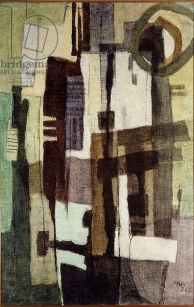 False Bumblebee (Fake Bumblebee), 1952  (Painting)