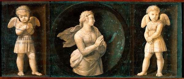 Hope, predella from the Baglioni Altarpiece, 1507 (oil on panel)