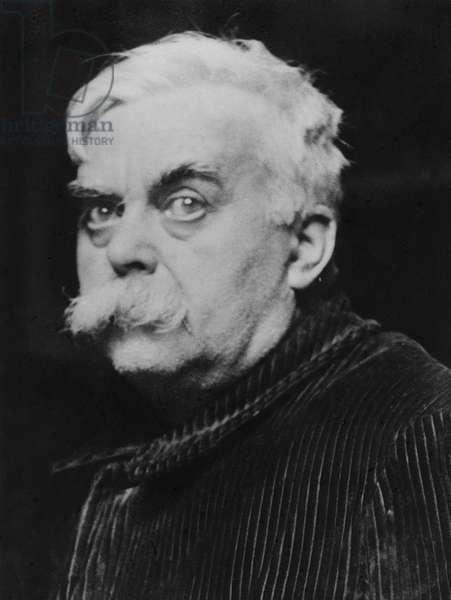 Léon Bloy (b/w photo)