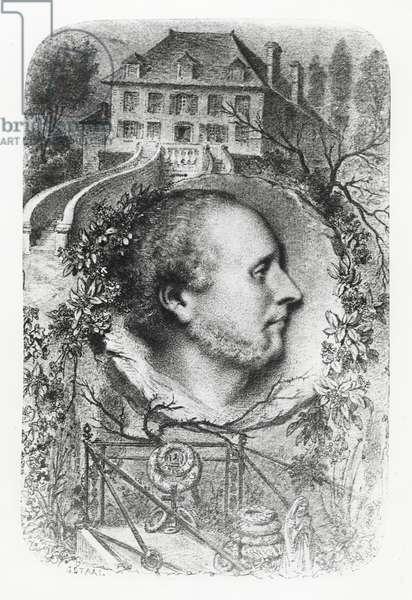 Hégésippe Moreau (litho)