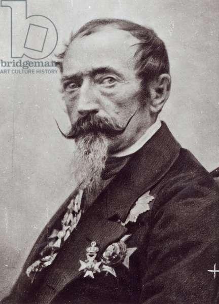 Horace Vernet (b/w photo)