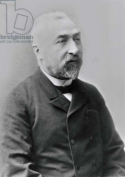 Paul Perdrizet, c.1910 (b/w photo)