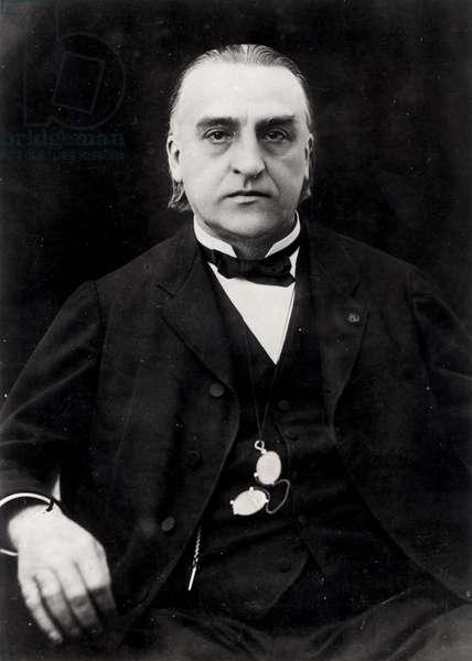Jean Martin Charcot (1825-93) (b/w photo)