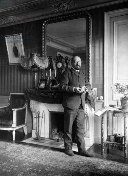 Alfred Capus (b/w photo)