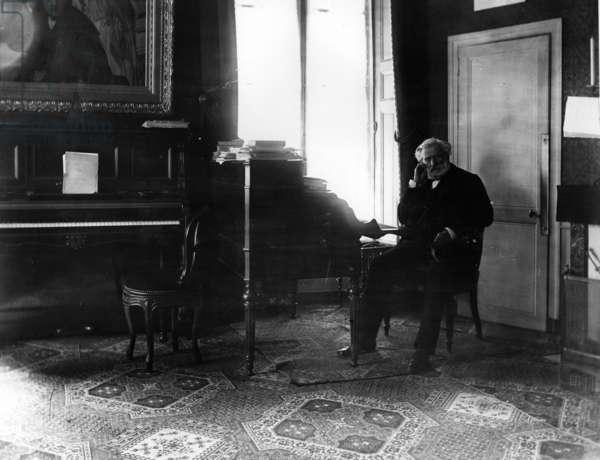 Ambroise Thomas (b/w photo)