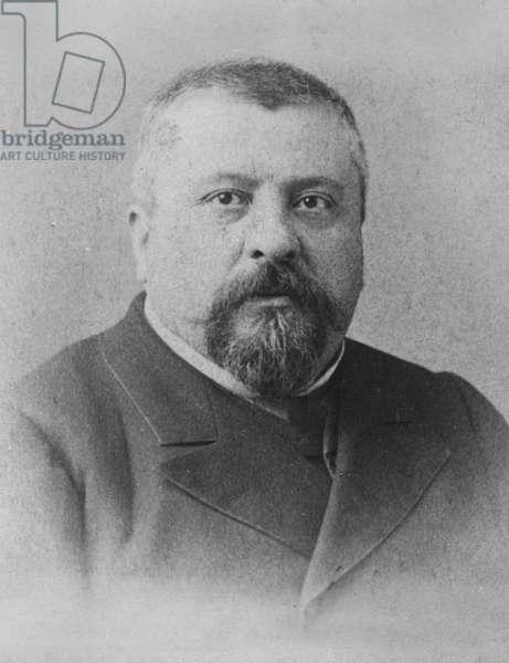 Charles Dupuy, c.1900 (b/w photo)
