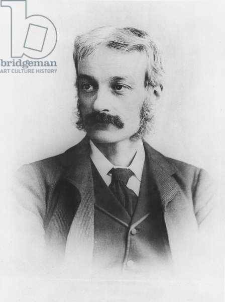 Andrew Lang (b/w photo)
