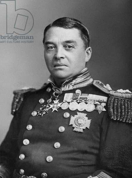 "Admiral of the Fleet John Arbuthnot ""Jacky"" Fisher, 1st Baron Fisher of Kilverstone (b/w photo)"