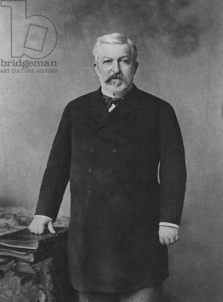 Jean Constans, c.1880 (b/w photo)