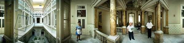 The Prado No 212, house of Jose Miguel Gomez, (1915, architect Hilario del Castillo), Havana. Photograph by Leonard de Selva, Cuba, 2001.
