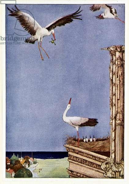 "Andersen's Tale: ""The Storks"""""