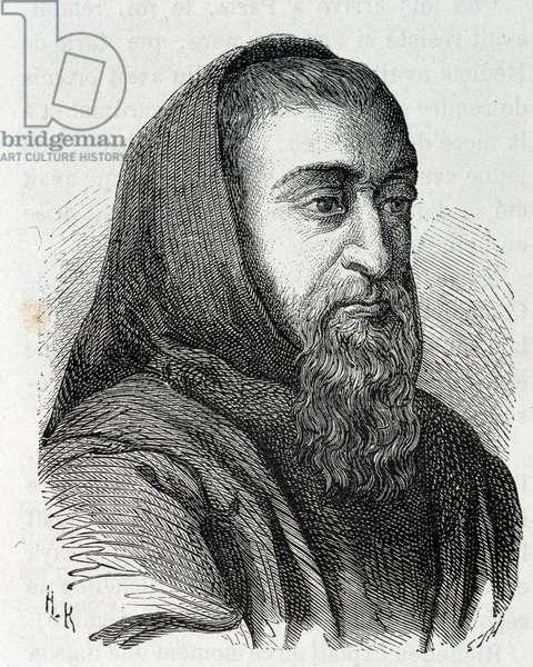 Portrait of Father Joseph