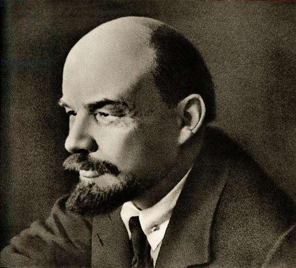 Lenin (Vladimir Ilyich Ulyanov said, 1870-1924), November 28, 1921, Moscow-