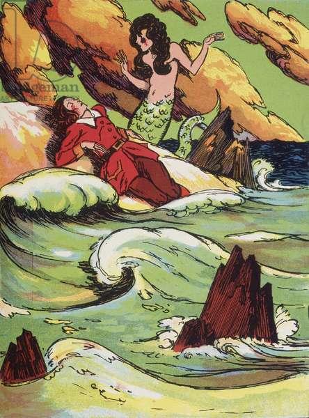 The Little Mermaid of Andersen