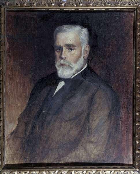 Ludvig Nobel, brother of Alfred Nobel