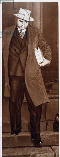 "Al Capone - in """" Vu"""" Photography."