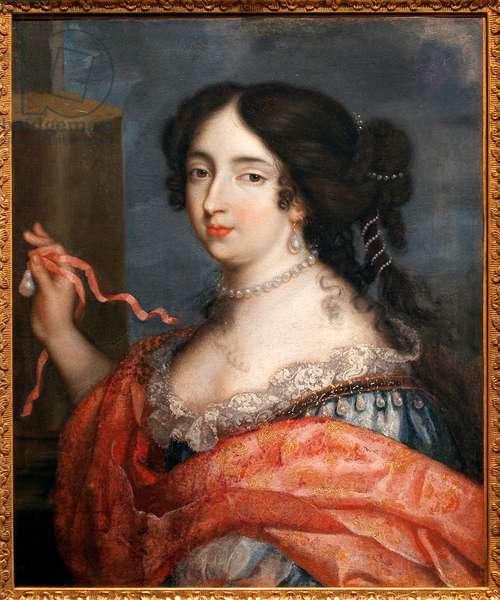 Françoise d'Aubigné, Marquise de Maintenon (oil on canvas)
