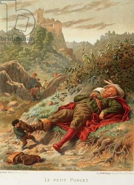 "Le Peucet - in """" Les Tales de Perrault"""", 19th century"