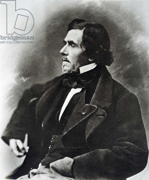 Eugène Delacroix by Pierre Pepetit