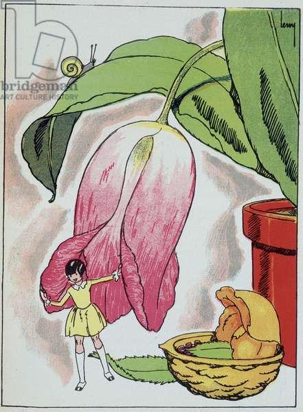 The Little Pocket - Andersen's tale