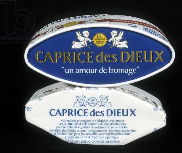 Caprice of the Gods cheese box