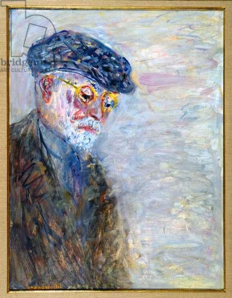 Portrait of Henri Matisse, 1941-1942 (oil on canvas)