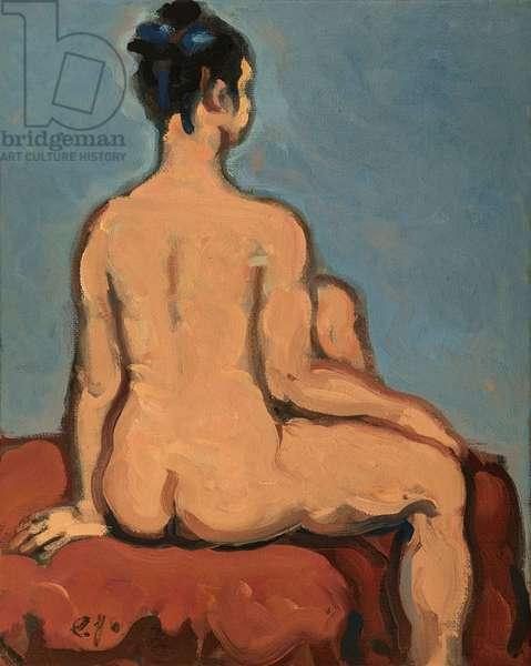 Nue de dos (painting)