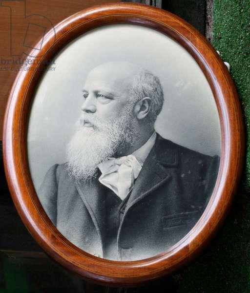 Angelo Mariani (b/w photo)