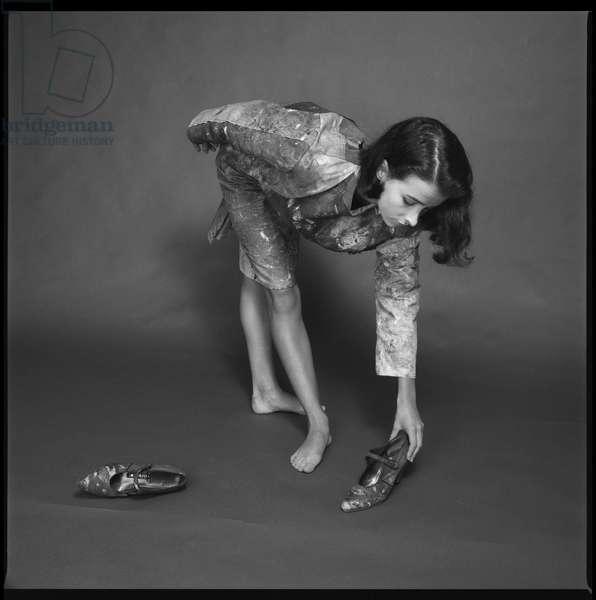 """Tailor """"Garouste"""" of Adeline André, Fiac 1983"""