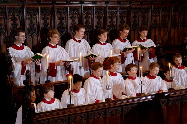 Jesus College choir Cambridge