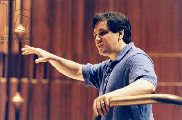Antonio Pappano in conducting