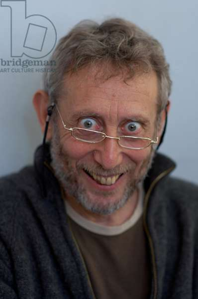 Michael Rosen - portrait