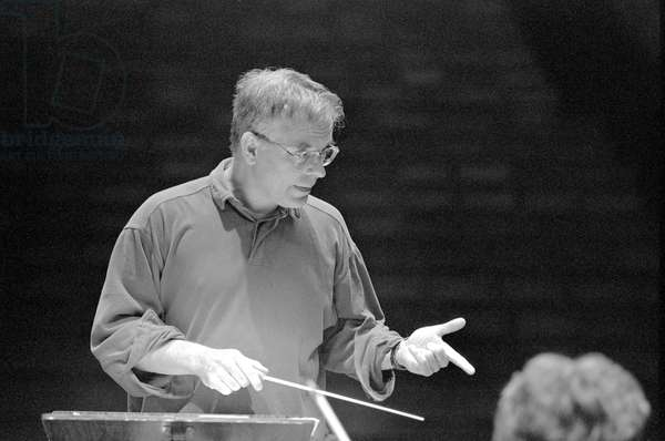 Stephen Kovacevich-  conducting in 1997