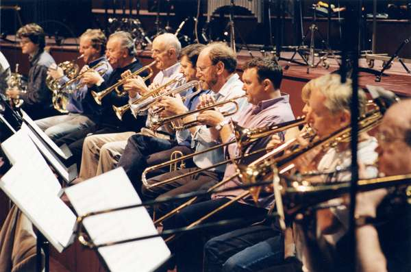 Brass Section of BBC