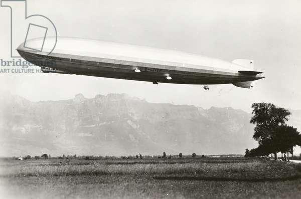The Graf Zeppelin LZ127, 1928