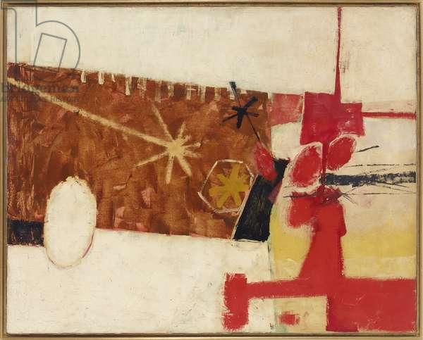 Sagua de Tanamo, 1958 (oil on canvas)