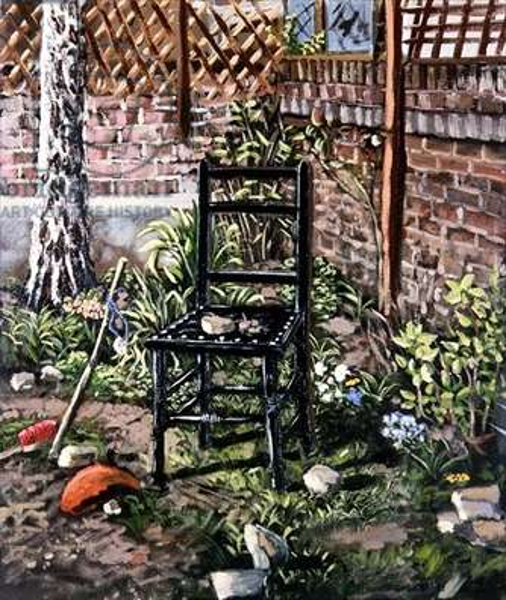 Black Chair, 1983
