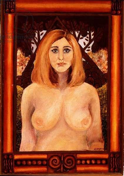 Self portrait, 1969