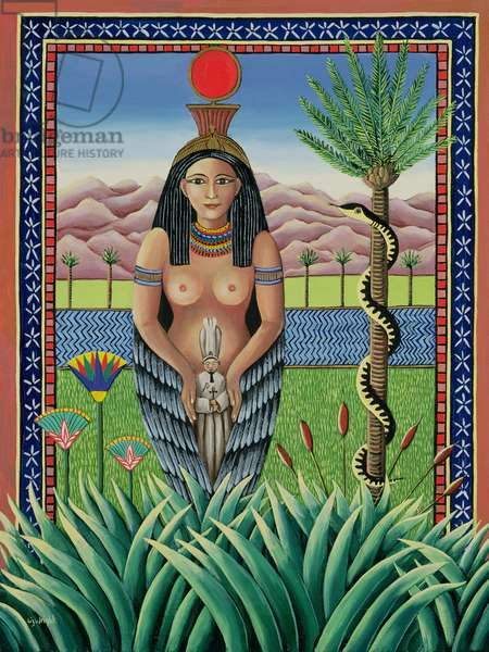 Isis, 1991 (panel)