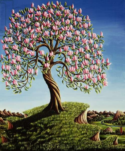 Magnolia Tree, 1989