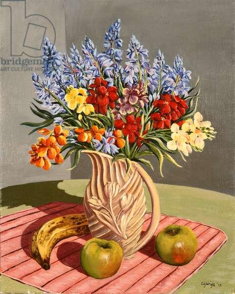 Spring Flowers, 1988