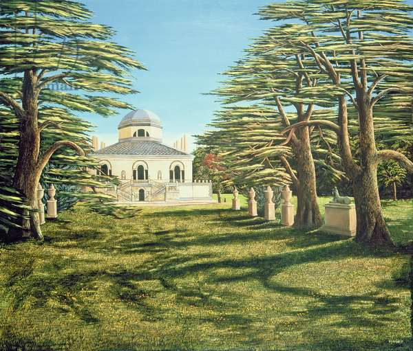 Chiswick House, 1985