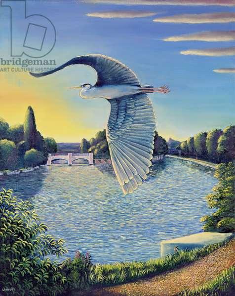 Flight of the Heron, 1995
