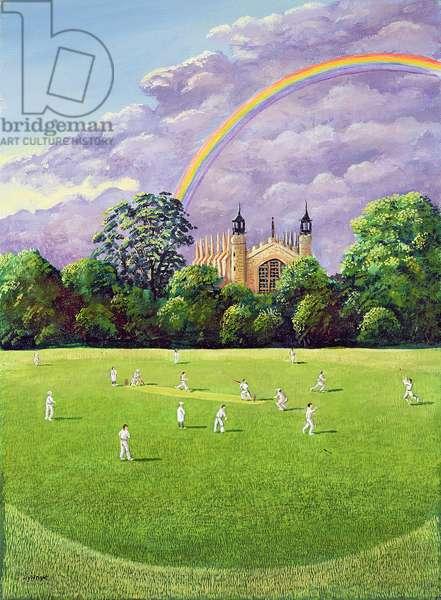 Eton College Cricket, 1993