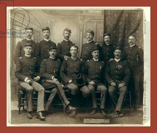 Officers of the 9th Cavalry